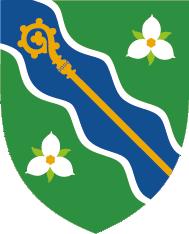 Coat of Arms Anglian Niagara Diocese